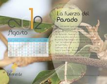 """Calendario 2012 """"Las Fuerzas del Cambio"""""""