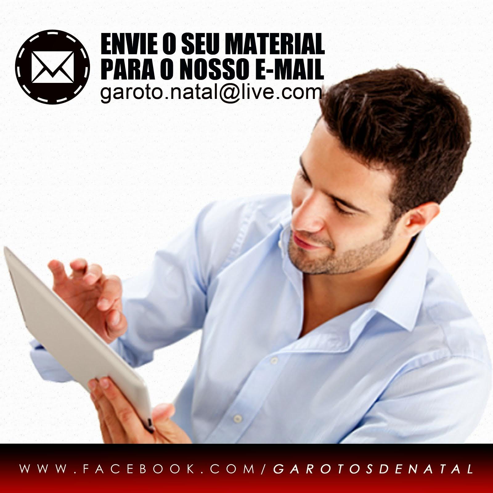 Envie seu Material!