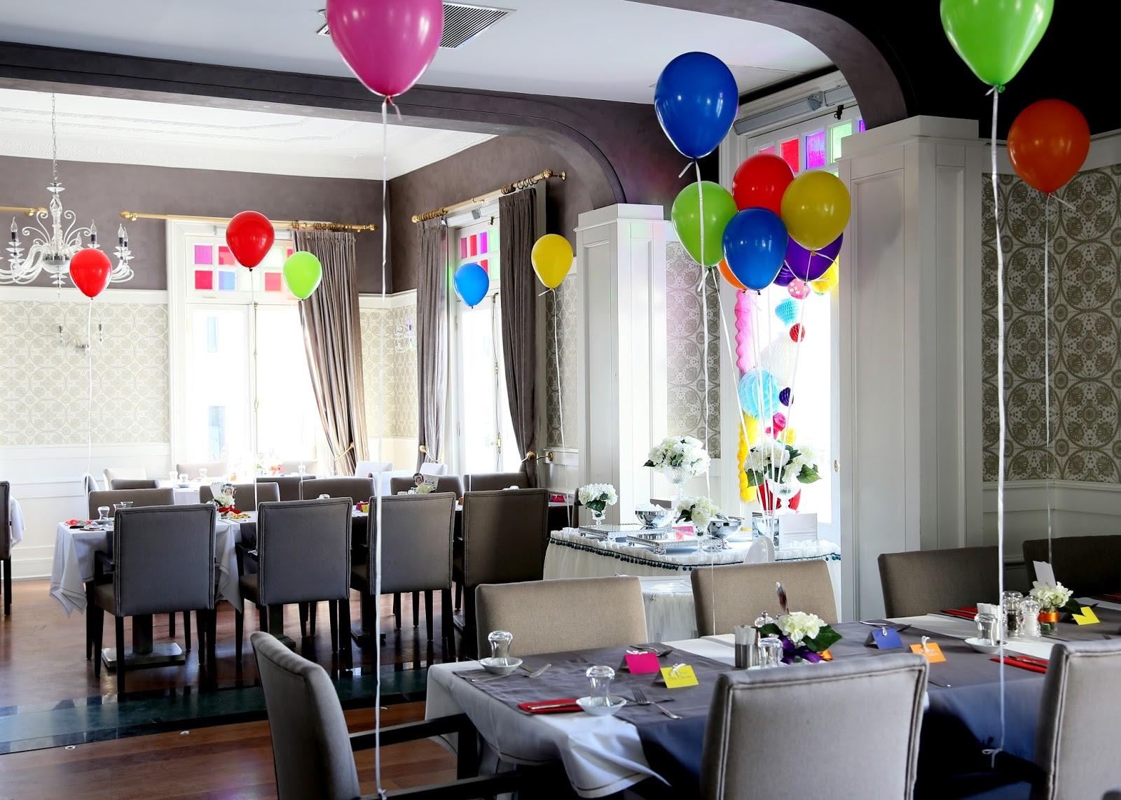 Oradan Buradan şuradan 1 Yaş Doğum Günü Için Mekanlar Istanbul