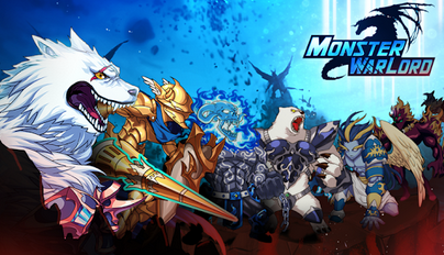 Monster Warlord - Game Petualangan Android Terbaik