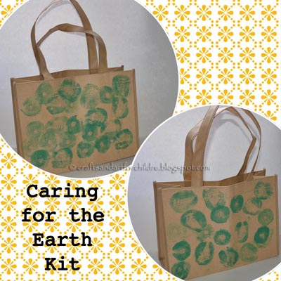Caring for the Earth Kiwi Crate Kit Review
