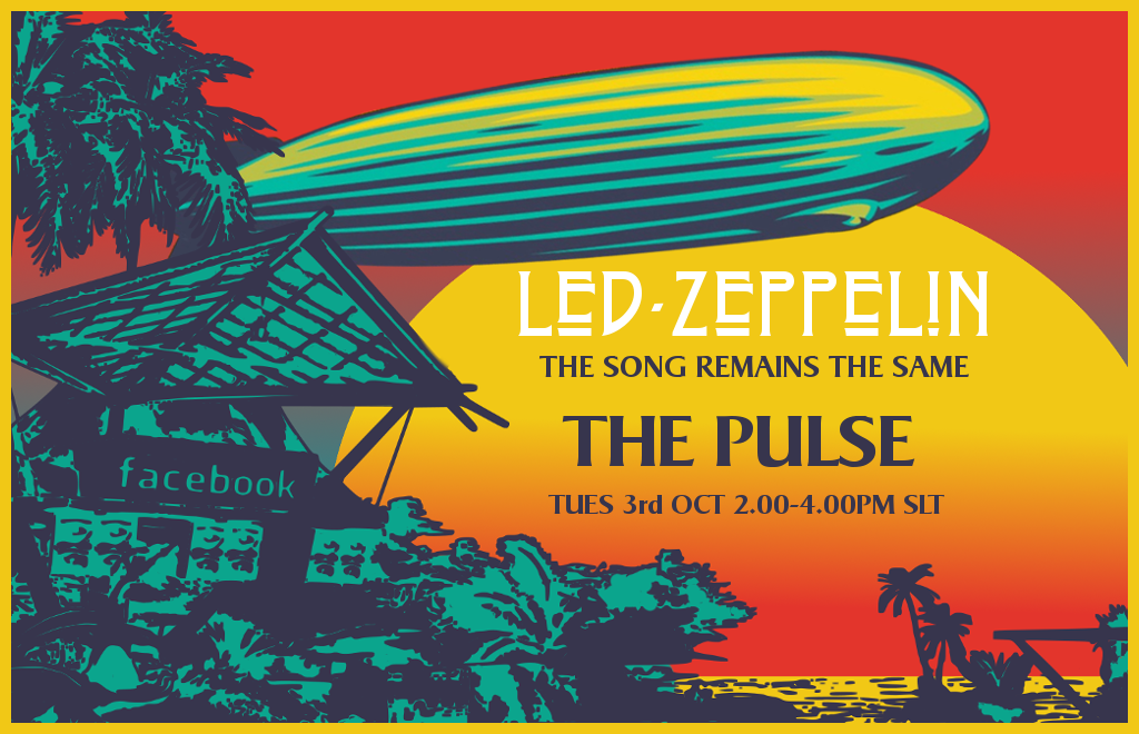 Led Zeppelin at The Pulse