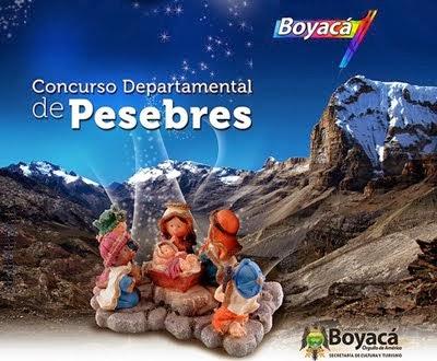 'Maravíllate con los Pesebres de Boyacá 2013', es la invitación al Segundo Concurso Departamental