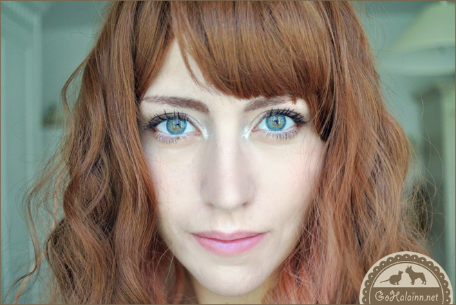GEO Geolica Euro Celine Blue Circle Lenses Review