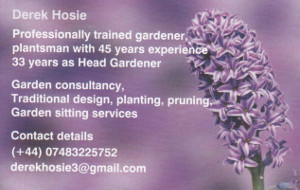 Garden Consultancy