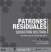 Patrones residuales. Sebastián Beltrán.