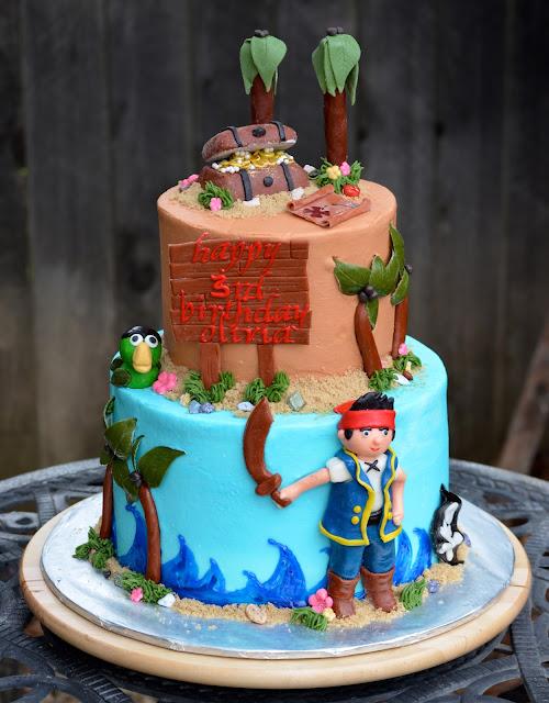 jake and the neverland pirates cake walmart - photo #23