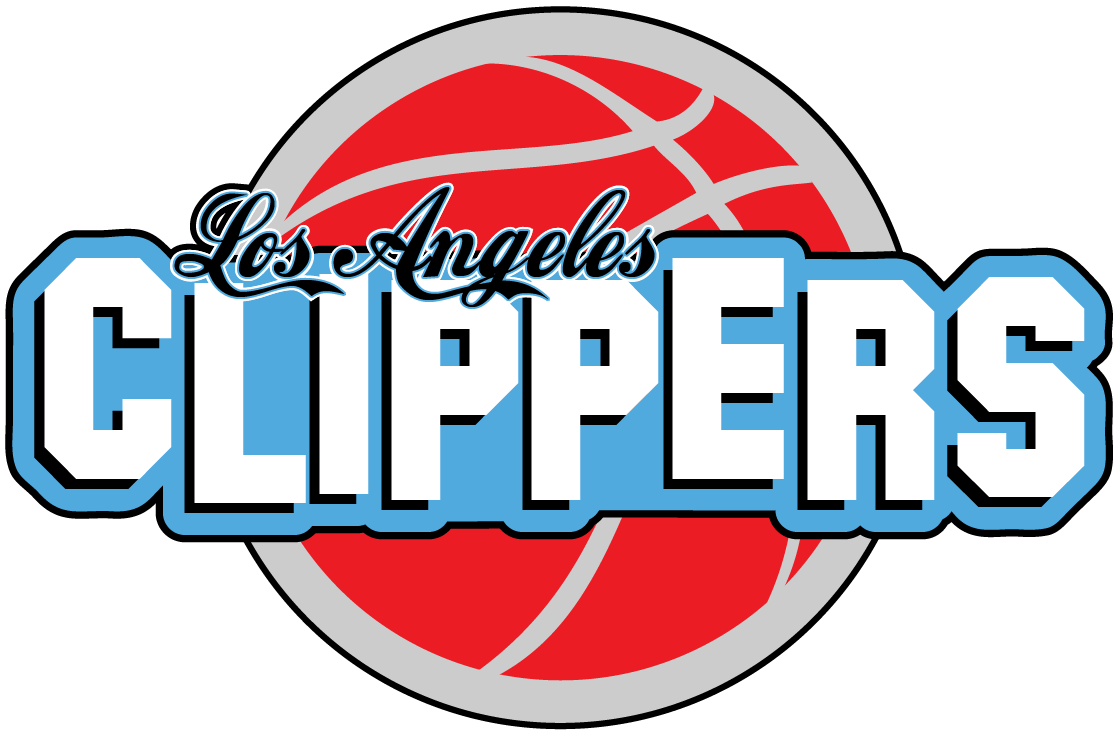 Johnny king design los angeles clippers logos Logo designers los angeles