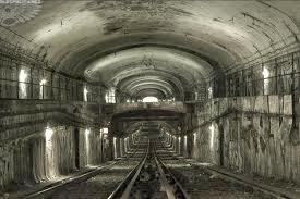 underground black underground