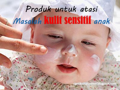 bayi kulit sensitif