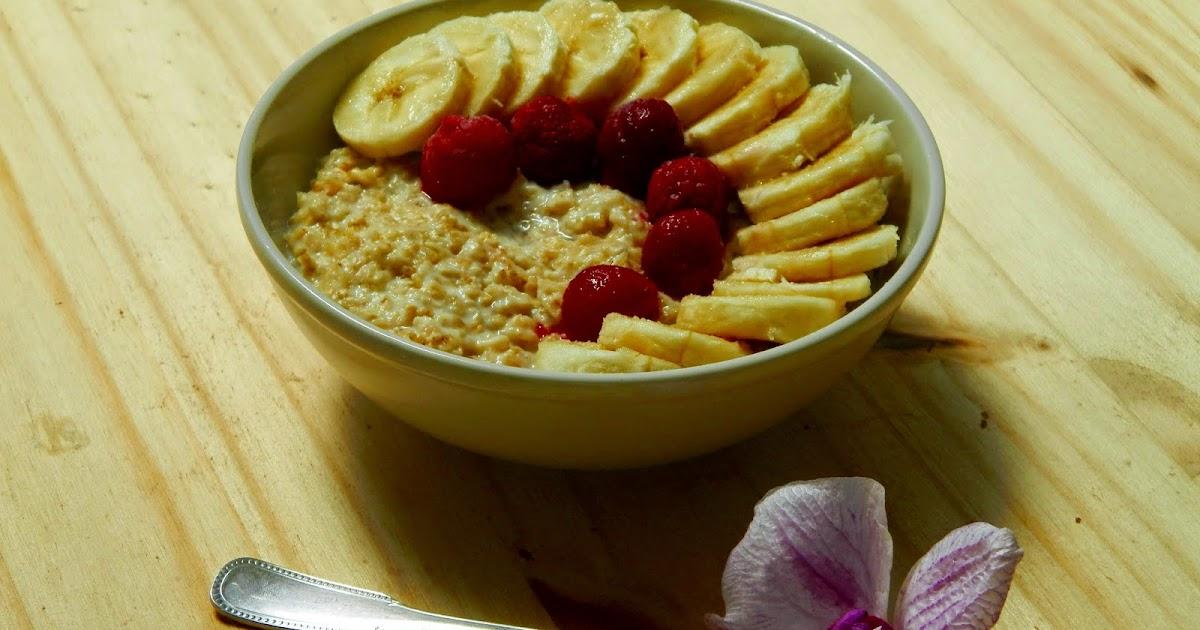 Trognon de pomme porridge pour avoir la p che for Avoir la peche