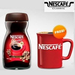 Buy Nescafe Classic Asean Jar 100g with Collector's Edition Coffee Mug at Rs. 191