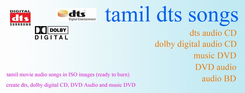 tamil dts songs