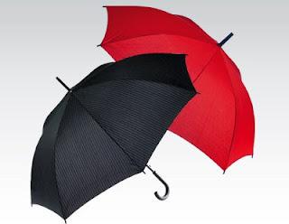 Parasol damski lub męski Parasolka z Biedronki
