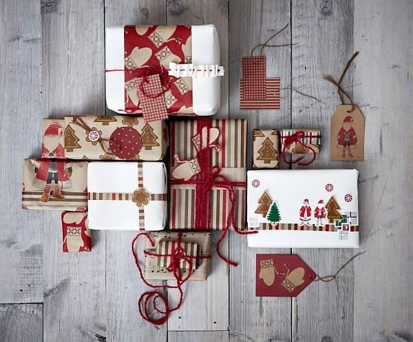 IKEA: pakowanie prezentów