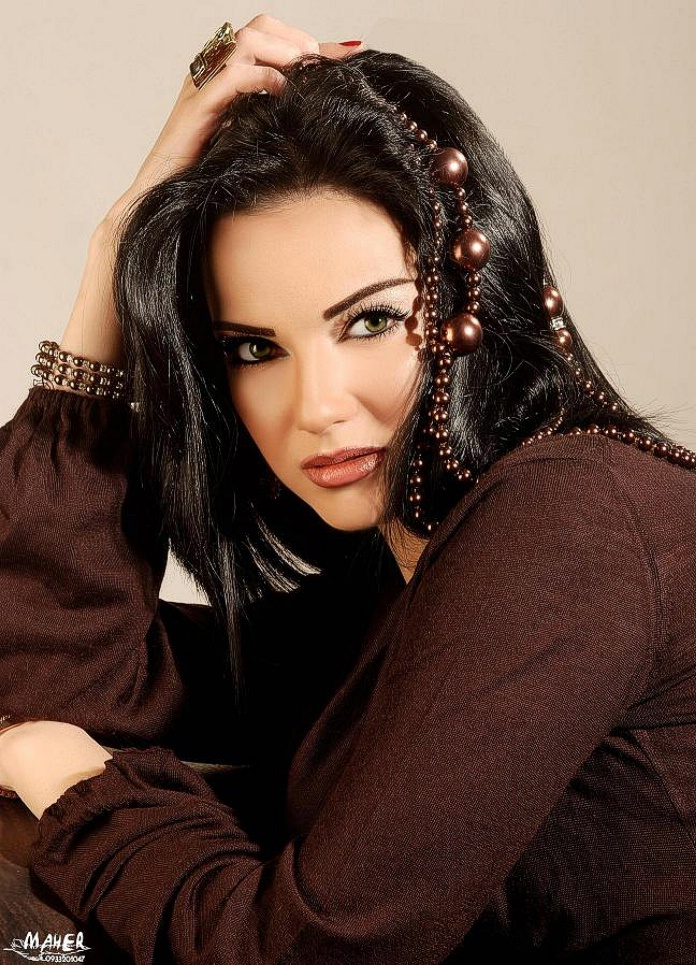 Arabic women: Hot Arab Women Aline Skaf - Arabic women