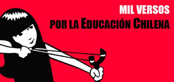 1000 VERSOS POR LA EDUCACIÓN CHILENA