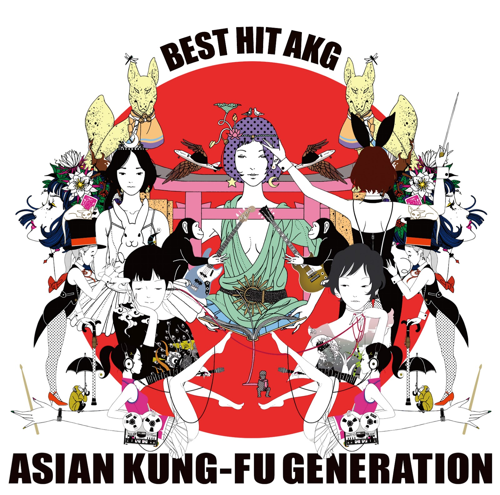 Asian Kung Fu Generation Cover Art 89