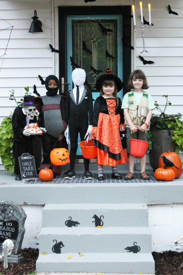 Home Depot Halloween Style Challenge   ChippaSunshine