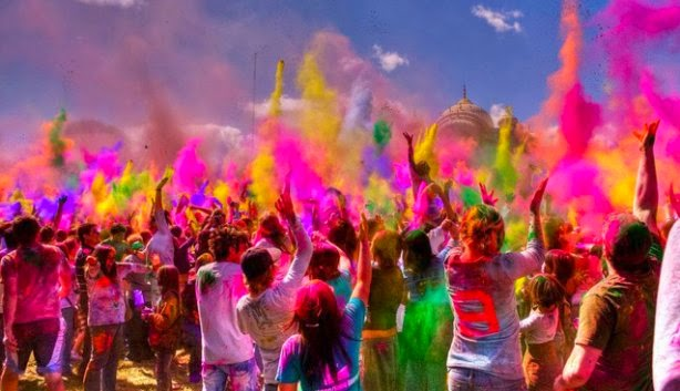 We Are One Colour Festival