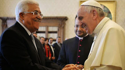 """""""Reconocimiento de Palestina por el Vaticano, aislará a Israel"""""""
