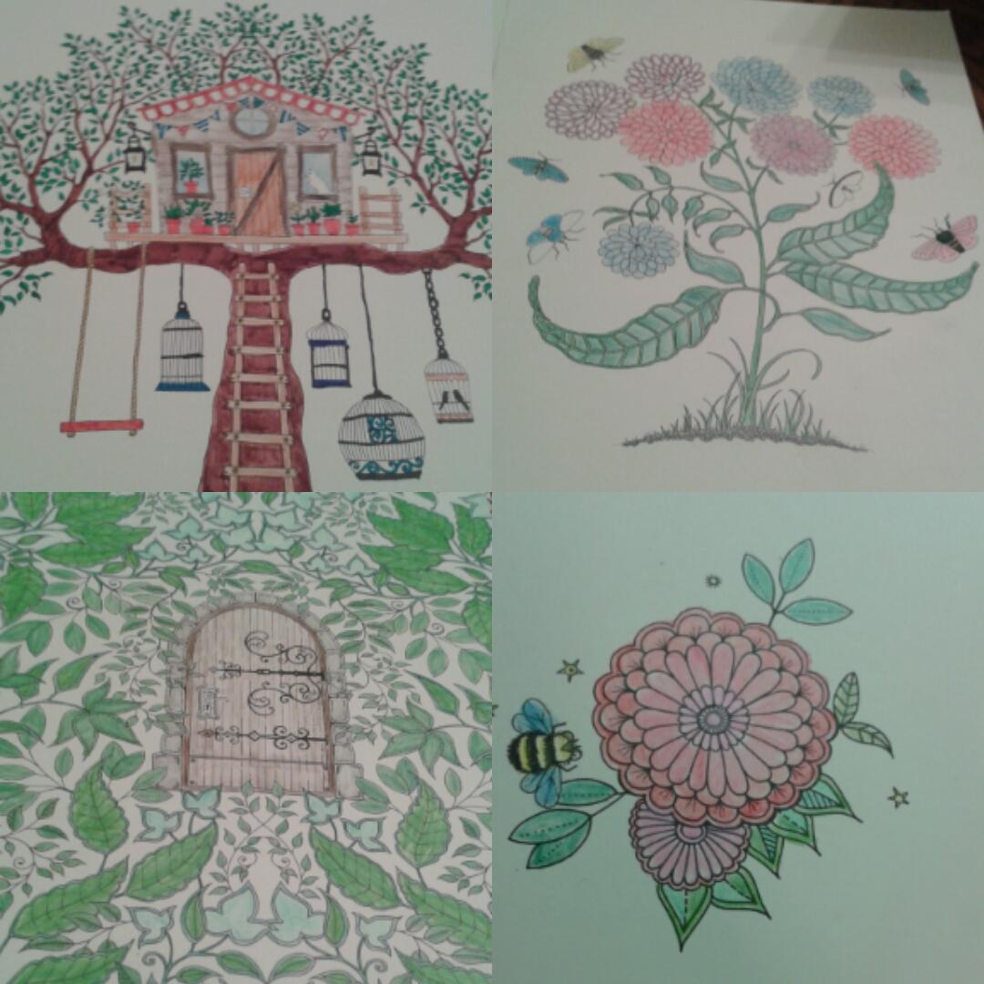 The Verdict Secret Garden Artist Edition