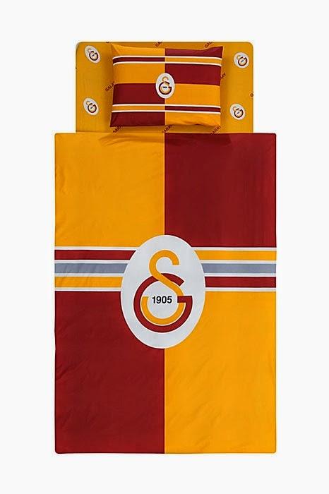 Taç Galatasaray Nevresim Takımı
