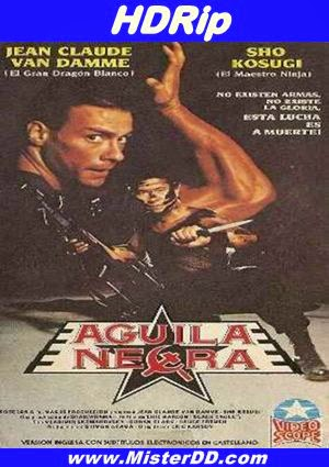 Black Eagle (Águila Negra) (1988) [HDRip]