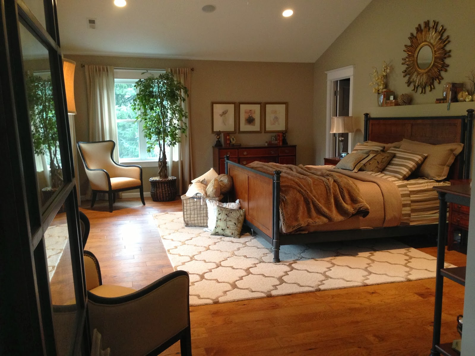 City Hicks: Our Dream Master Bedroom