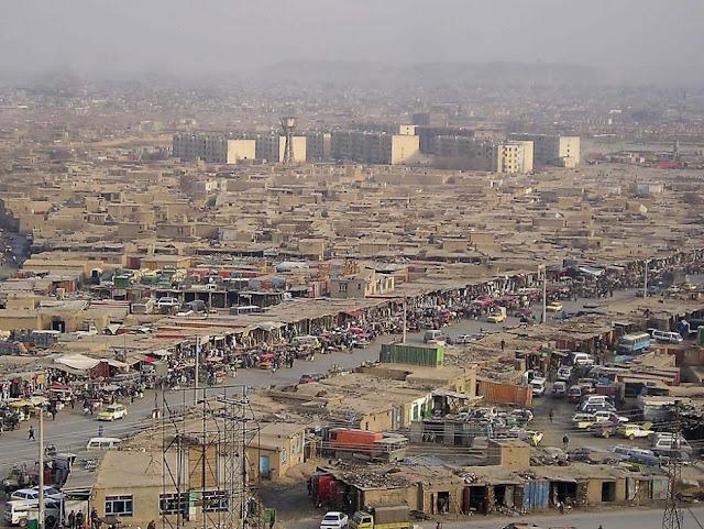 Afganistan - Gjeografia dhe Historia të Afganistanit