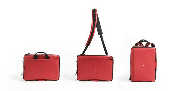 Phorce Smart Bag with Backup Battery and Bluetooth
