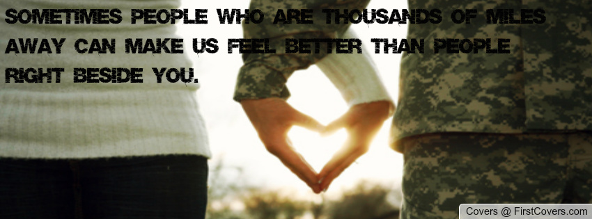 Love Quotes For Him Military : Military Love