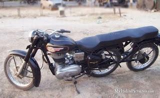 Three wheeler Bike