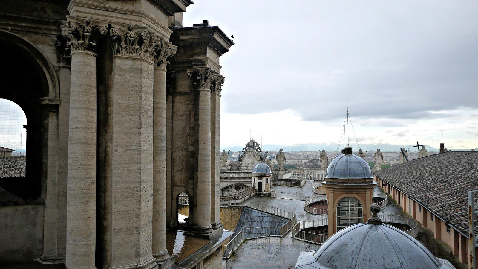 St Peter's Basilica Dome