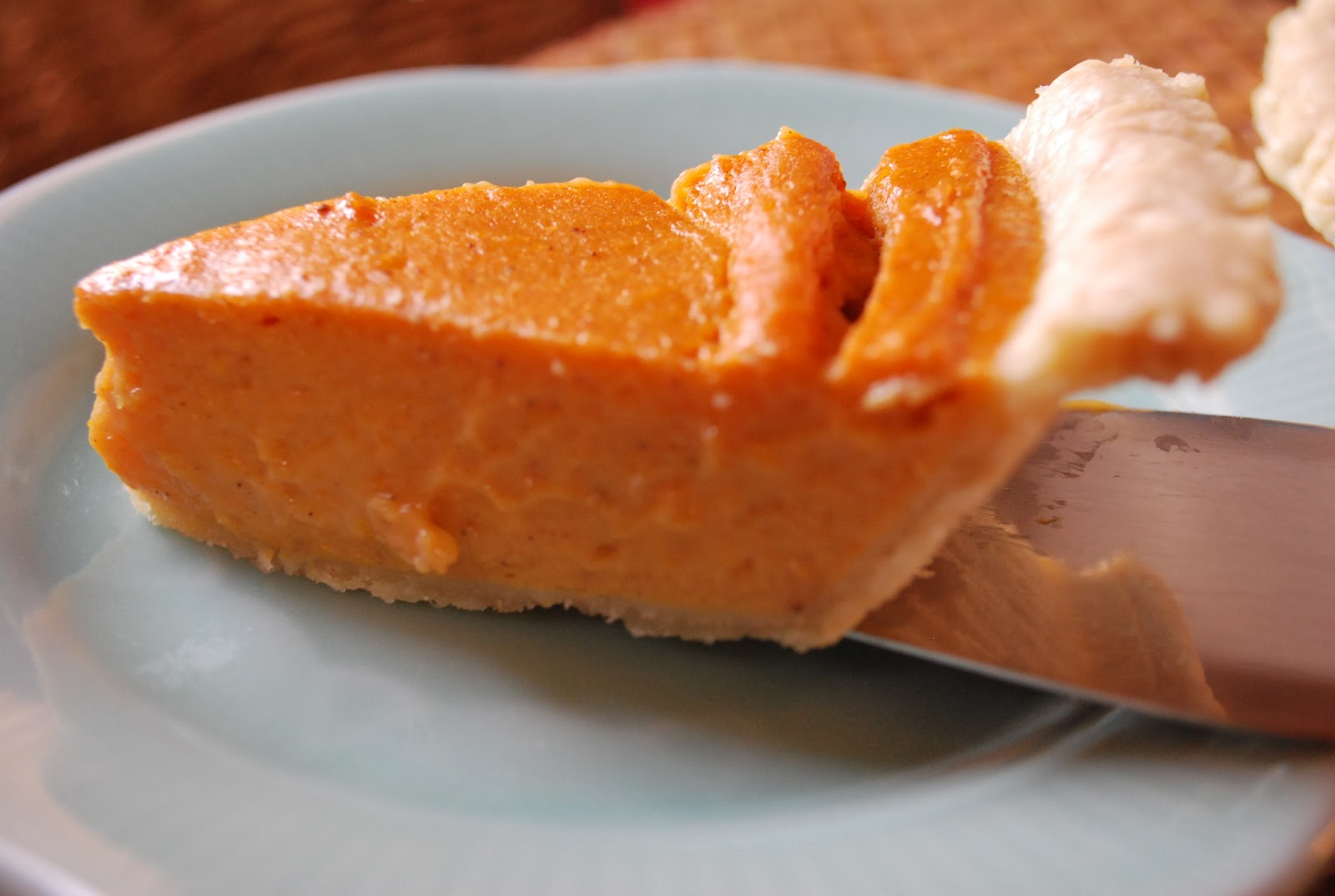Kūlia cooks!: Moni's Vegan Sweet potato pie experiment