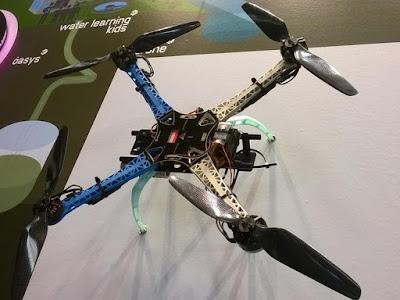 Drones usados en alcantarillas en Barcelona