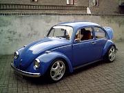 Volkswagen Fusca Tuning