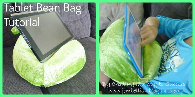 Tablet Bean Bags