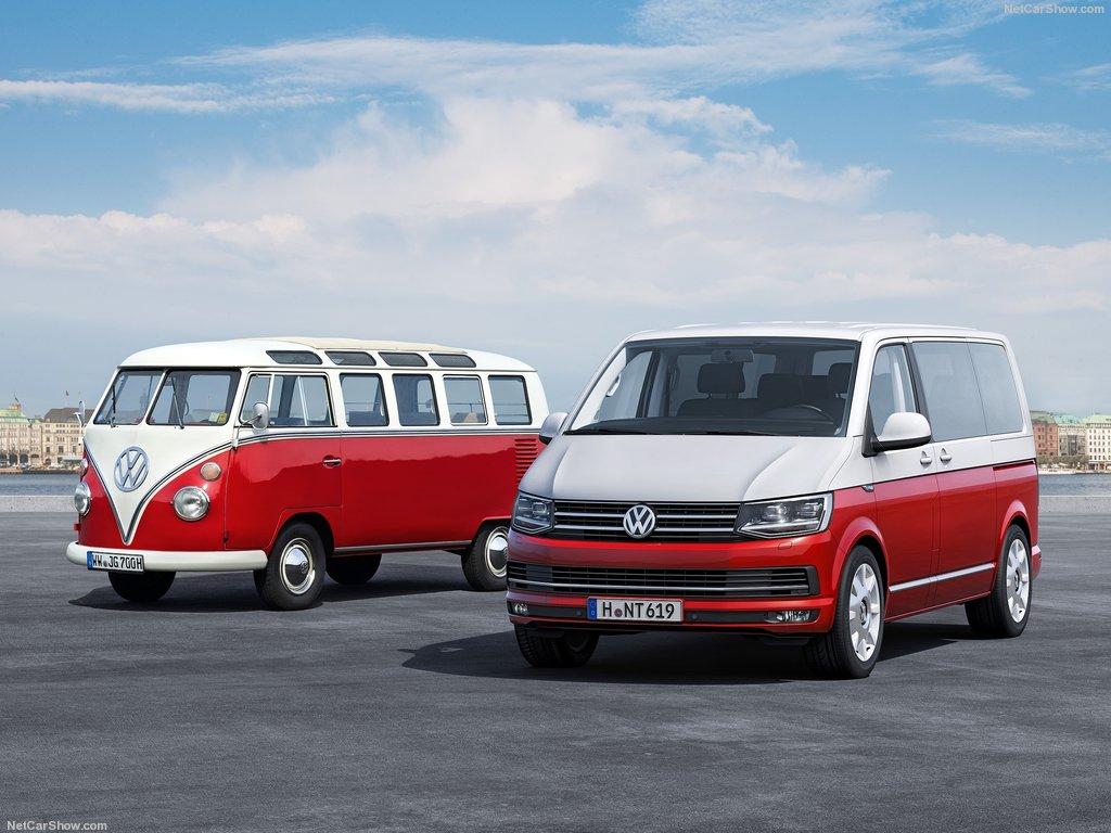 Volkswagen Transporter - Dòng xe Minivan huyền thoại