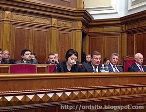 Глава МВД Украины не явился в Верховную Раду: Азаров выгораживает действия «Беркута»
