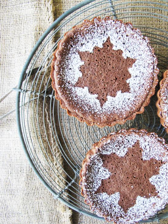 Schokoladenkuchen Klitzeklein