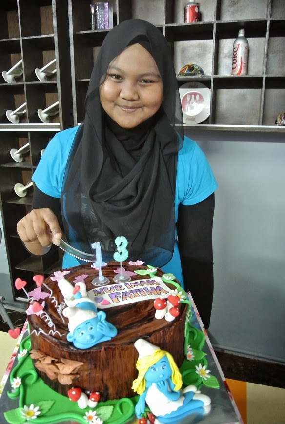 HAPPY BIRTHDAY, IMAN!!