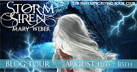 Storm Siren Blog Tour Stops Here August 17th