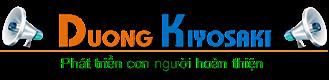 Speaker Duong Kiyosaki