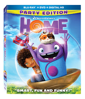 Home Party Edition Bluray