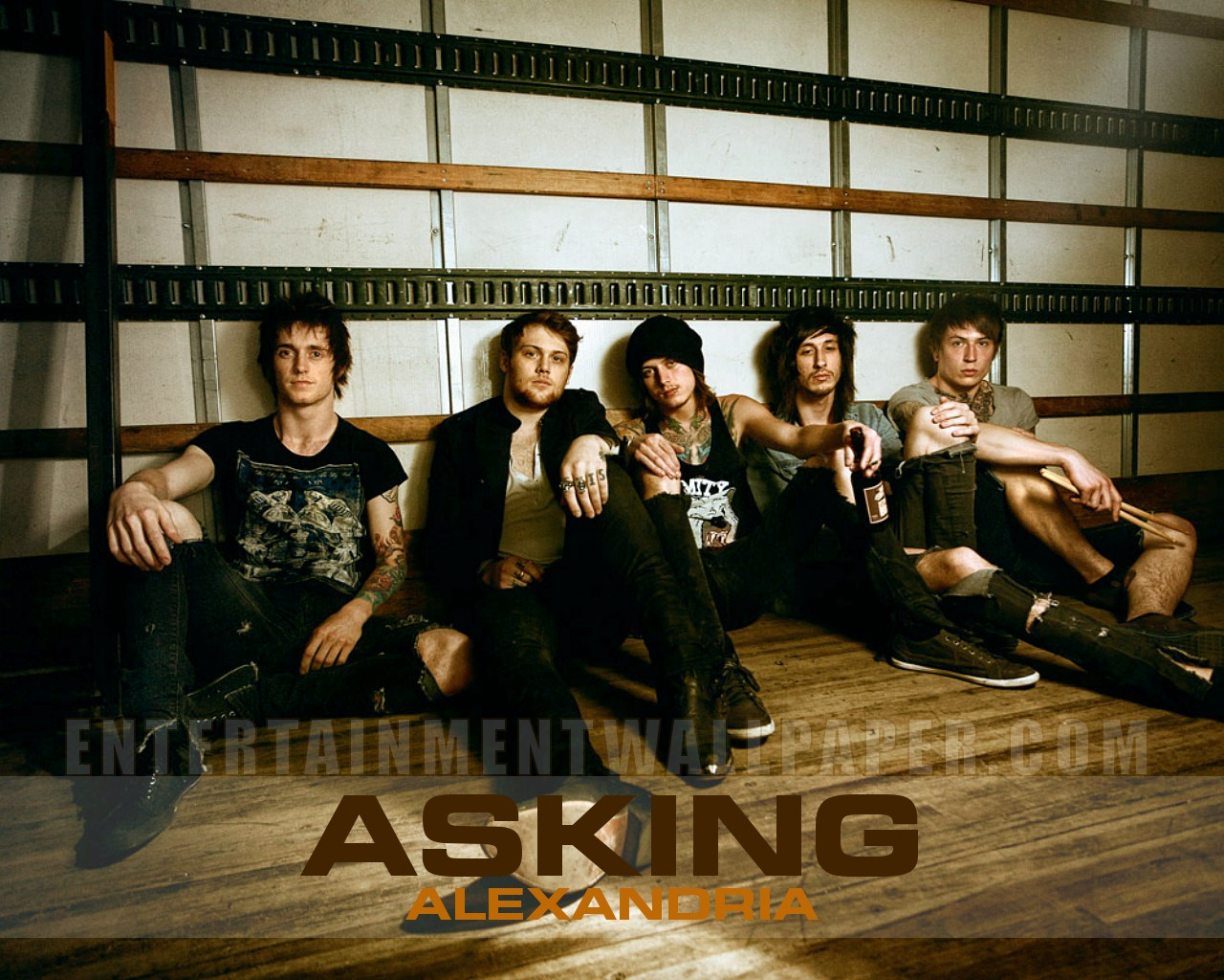 Asking AlexandriaAsking Alexandria Lyrics Wallpaper