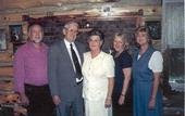 Fred, Dad, Mom, Linda &amp; Just Me