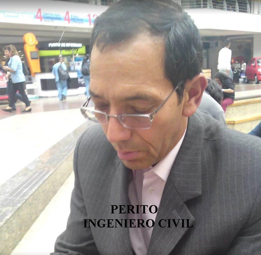 Perito Ing. CIVIL y Avaluador
