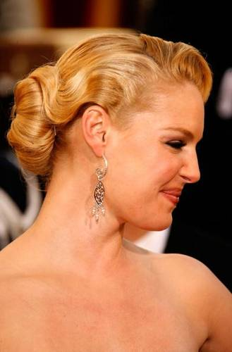 Old Hollywood Glamour Inspired Hairstyles