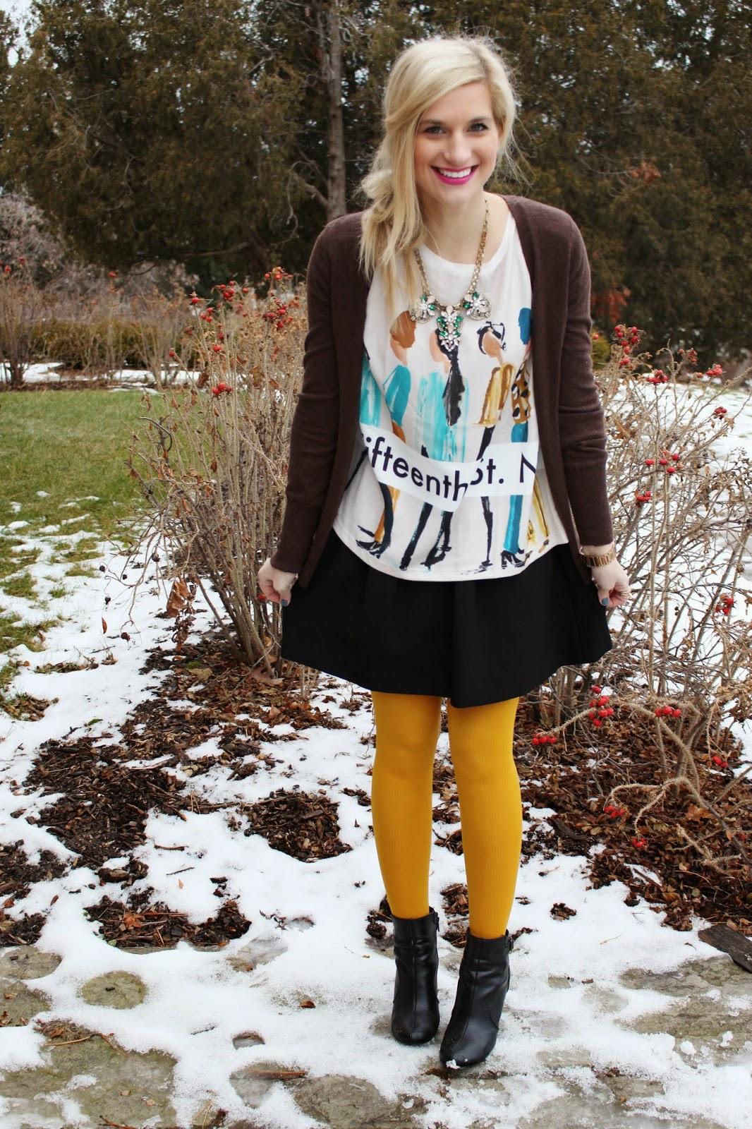 bijuleni - party skirt and Zara top